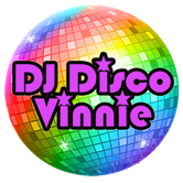 The Disco Vinnie Logo